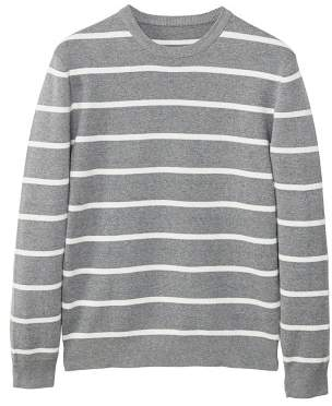 Mango man MANGO MAN Stripe pattern sweater