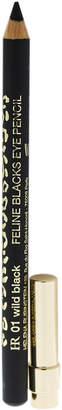 Helena Rubinstein Women's 0.04Oz 01 Wild Black Feline Blacks Eye Pencil