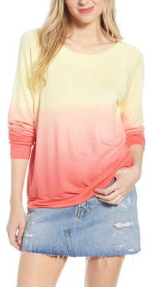 GOOD LUCK GEM Ombre Sweatshirt