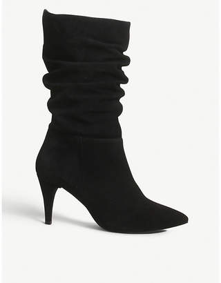Office Keepsake dressy slouch calf boot