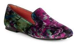 Kenneth Cole Gentle Souls by Eugene Floral Printed Loafers