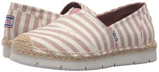 Skechers BOBS from Flexapadrille 2 - Charter Party Women's Slip on Shoes