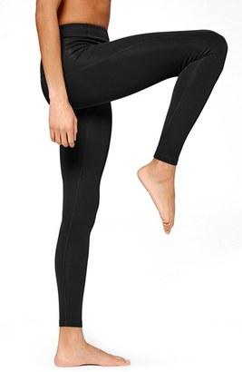 Women's Ivy Park 'Y' High Rise Leggings $65 thestylecure.com