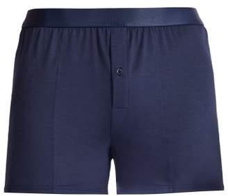 Cdlp - Jersey Boxer Shorts - Mens - Navy
