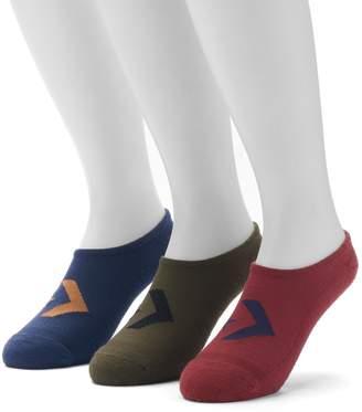 Converse Men's 3-pack Chevron Low-Cut Socks