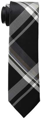 Kenneth Cole Reaction Onyx Plaid Ties