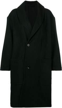 Lemaire midi kaftan coat