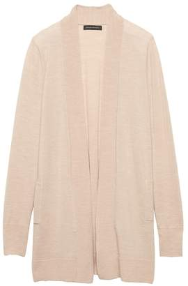 a4fa55f78a Banana Republic Beige Long Sleeve Women s Sweaters - ShopStyle