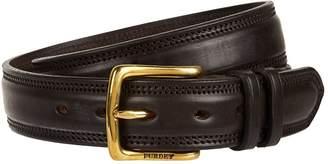 Purdey Bridle Leather Belt