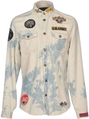 Bad Spirit Denim shirts