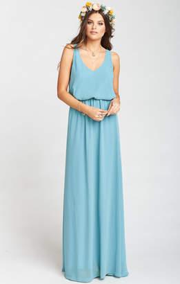 Show Me Your Mumu Kendall Maxi Dress ~ Poolside Chiffon
