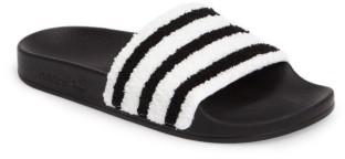 Women's Adidas Adilette Slide Sandal $44.95 thestylecure.com