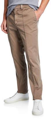Brunello Cucinelli Men's Crete Leisure-Fit Pants