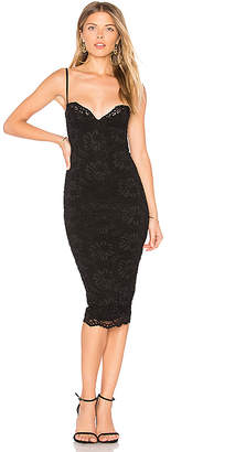 Nookie Paris Midi Dress