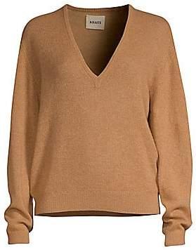 KHAITE Women's Sam Cashmere Sweater