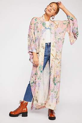 Spell And The Gypsy Collective Lily Maxi Kimono
