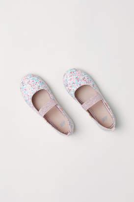 H&M Ballet pumps - White