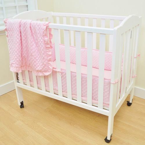 American Baby CompanyAmerican Baby Company Heavenly Soft 3 Piece Crib Bedding Set
