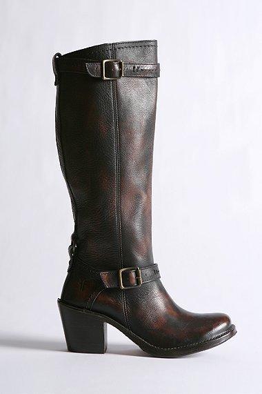 Frye Carmen Zip Boot
