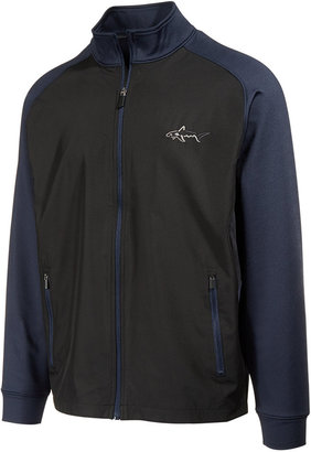 Greg Norman For Tasso Elba Men's Performance Jacket, Only at Macy's $85 thestylecure.com