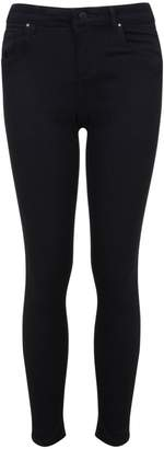 Miss Selfridge Short Black Sophia Ultra Soft Jean