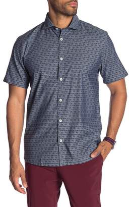 Devereux Cabana Short Sleeve Casual Fit Shirt