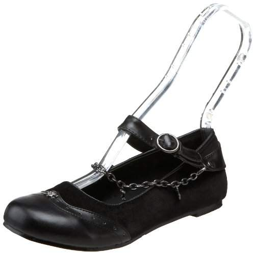 Pleaser USA Demonia by Women's Daisy-07 Mary-Jane Flat