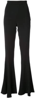 Cushnie et Ochs flared trousers
