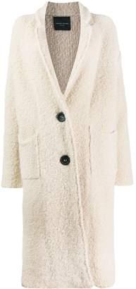 Roberto Collina shearling coat