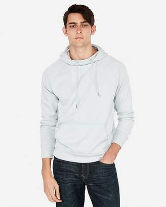 Express Fleece Funnel Neck Hoodie