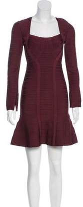 Herve Leger Rita Mini Dress