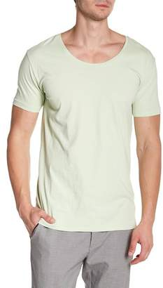 Knowledge Cotton Apparel Basic Short Sleeve Knit Tee