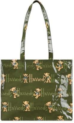 Harrods Rufus Bear Tote Bag