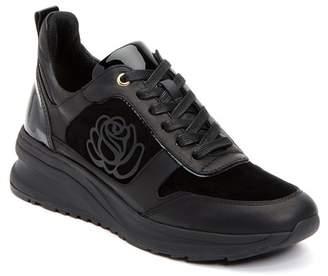 Taryn Rose Zadie Leather Sneaker