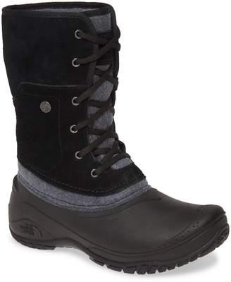 The North Face Shellista II Roll Cuff Waterproof Insulated Winter Boot