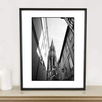 PAUL COOKLIN Cathedral, France Photographic Art Print