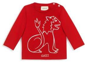 Gucci Baby Boys' Dragon Graphic T-Shirt