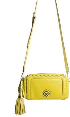Oryany Italian Leather Crossbody Bag - Aideen