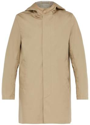 MACKINTOSH Loro Piana Bonded Cotton Overcoat - Mens - Beige