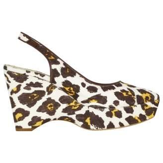 Stella McCartney Cloth sandals