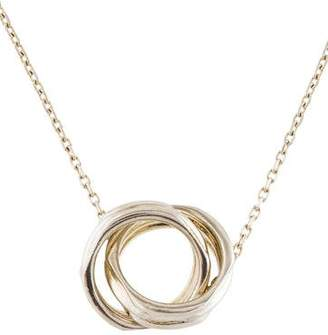Links of London Interlocking Rings Necklace