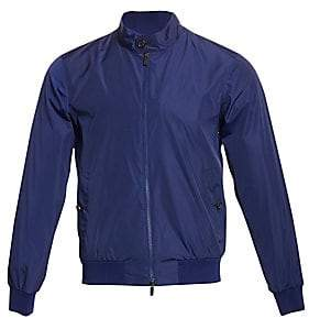 Ermenegildo Zegna Men's Light Tech Fabric Jacket