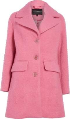 Emporio Armani Wool Peacoat