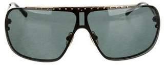 Dolce & Gabbana Logo Embellished Sunglasses