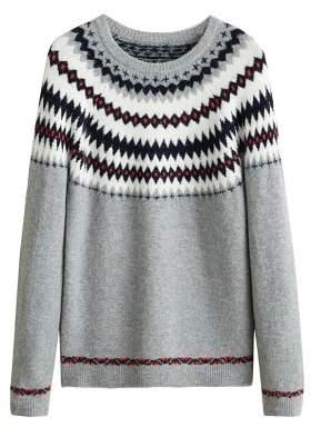 Mango Man MANGO MAN Jacquard sweater