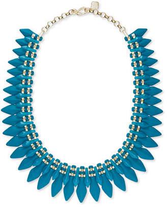 Kendra Scott Lazarus Spiked Statement Necklace