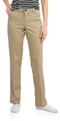 Dickies Genuine Women's Relaxed Straight Twill Pants