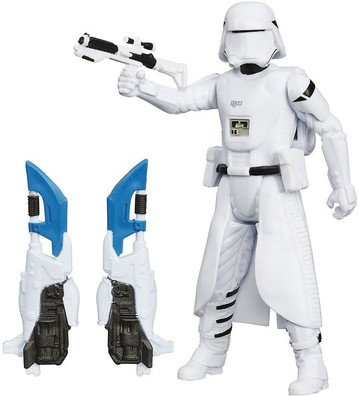 Hasbro Star Wars: Episode VII The Force Awakens 3.75-in. Snow Mission First Order Snowtrooper Figure by Hasbro