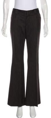 Gucci Wide-Leg Pinstripe Pants Wide-Leg Pinstripe Pants