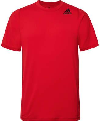 adidas Sport - Techfit Climalite T-Shirt - Red